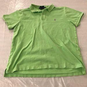 Ralph Lauren Classic Fit Short Sleeve Polo Shirt